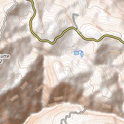 Glenn County California Map.Black Butte Glenn County California Mountain Information