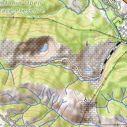 Black Mountain (near Los Altos, California) Weather Forecast (857m)