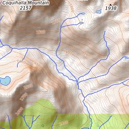 Coquihalla Mountain Weather Forecast (2157m)