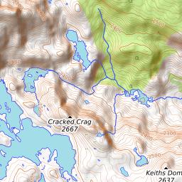 Pyramid Peak (California) Weather Forecast (3043m)