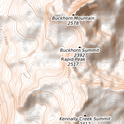 Boulder Mountain (Idaho) Weather Forecast (2553m)