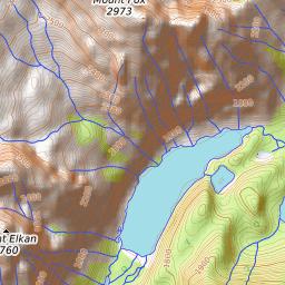Mount Fox Canada Weather Forecast 2973m