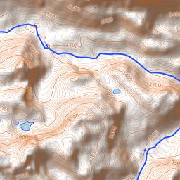Jackson Peak Fremont County Wyoming Mountain Information
