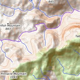 Pinnacle Mountain (South Carolina) Weather Forecast (1041m)