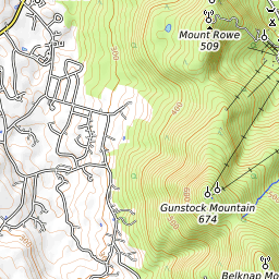 Mount Weather Map.Gunstock Mountain Weather Forecast 684m