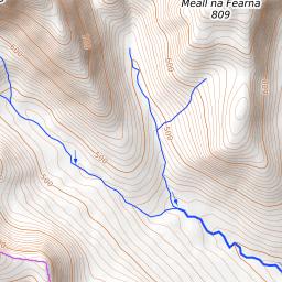 Ben Vorlich (Loch Earn) Weather Forecast (985m)