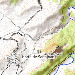 Muntanya De Santa Barbara Weather Forecast 751m
