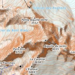 Mont Blanc Weather Forecast (4807m)
