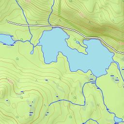 fjellsjøkampen kart Fjellsjøkampen Mountain Information fjellsjøkampen kart