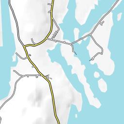 Map Australia 4371.Torghatten Mountain Information