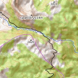 Mount Oeta Mountain Information