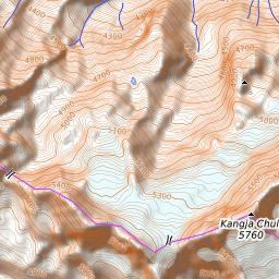 Baden Powell Peak Weather Forecast 5718m